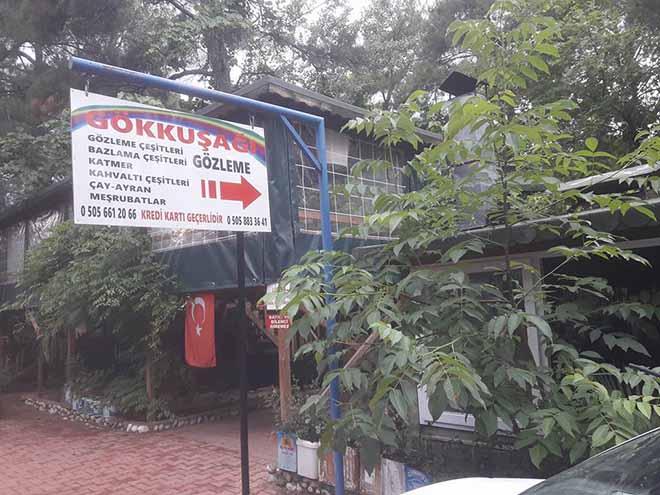 Çakırlar Gökkuşağı Gözleme'de Enfes Köy Kahvaltısı
